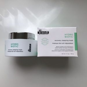 Dr Brandt hydro biotic recovery sleeping mask